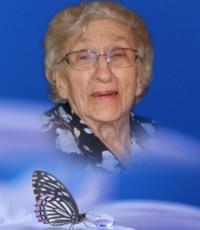 Regina Borkowski  15 mai 1924 – 03 juillet 2020