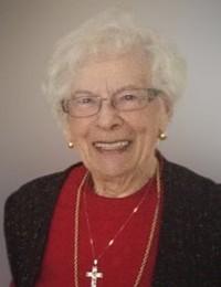 Mme Louisa Hunter  1930  2020 avis de deces  NecroCanada
