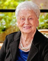 Olga Ollie Mary Brown nee Tendeck  October 19 1919 – September 3 2020 avis de deces  NecroCanada
