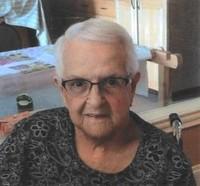 Hilda Cormier  19242020 avis de deces  NecroCanada