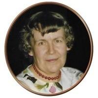Marjorie Bunny Allen Clarke  November 17 1919  September 19 2020 avis de deces  NecroCanada