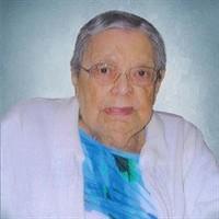 Gladys Burney  August 6 1927  September 19 2020 avis de deces  NecroCanada