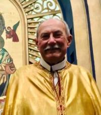 Reverend Father Leonard Ratushniak  Sunday September 27th 2020 avis de deces  NecroCanada