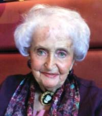 Gertrude Beauregard  1919  2020 avis de deces  NecroCanada