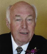 John Sidney Robertson  21 septembre 1935 – 07 octobre 2020