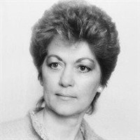 Gilberte Jill Marie Lanois  February 28 1930  October 7 2020 avis de deces  NecroCanada