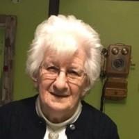 Hilda Tulk  June 16 1927  October 15 2020 avis de deces  NecroCanada