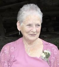 Marie Waudby Whalen  Saturday October 17th 2020 avis de deces  NecroCanada