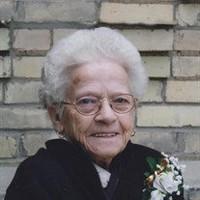 Muriel Coutts  May 2 1930  October 19 2020 avis de deces  NecroCanada