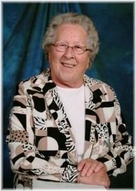 Frances Gertrude Warren  19312020 avis de deces  NecroCanada
