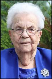 Mabel Evelyn Evert  October 20 2020 avis de deces  NecroCanada