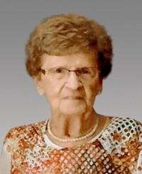 Rose-Anna Fontaine Hamel  1927  2020 avis de deces  NecroCanada