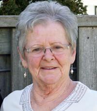 Betty Ida May Hamilton  Tuesday October 27th 2020 avis de deces  NecroCanada