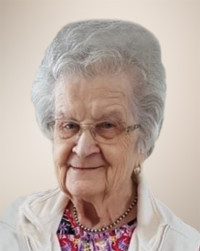 Marie Claire Burroughs 27 novembre avis de deces  NecroCanada