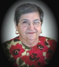 Anna Maria Futino  Saturday October 31st 2020 avis de deces  NecroCanada