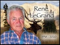 Rene LeGrand  1938  2020 avis de deces  NecroCanada