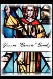 Yvonne Bonnie Bendig  2020 avis de deces  NecroCanada