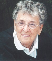 Juliette Doyon Pare  (1920  2020) avis de deces  NecroCanada