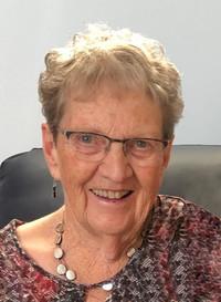 Shirley Woodside  November 12 2020 avis de deces  NecroCanada