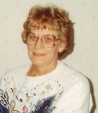 Doreen Johnston  Monday November 16th 2020 avis de deces  NecroCanada