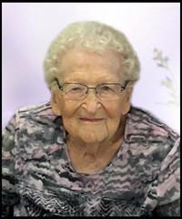 Martha Wilson  1920  2020 avis de deces  NecroCanada