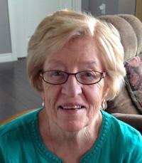 Patricia Mae Cunning Welsh  Thursday November 19th 2020 avis de deces  NecroCanada