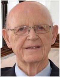 James Jim Emerson Borden  19292020 avis de deces  NecroCanada