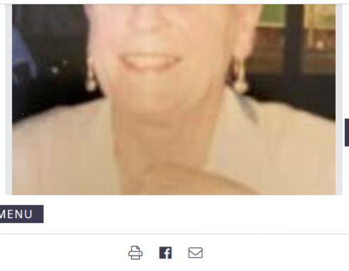Jean Richardson  2020 avis de deces  NecroCanada