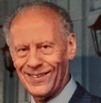 Allan Wolfson  2020 avis de deces  NecroCanada