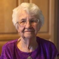 ANDRES Mary  June 18 1930 — December 3 2020 avis de deces  NecroCanada