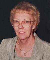Marjorie Broome  2020 avis de deces  NecroCanada