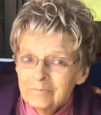 Beverly Bev Beatrice Edna Gammond Nault  Monday December 14th 2020 avis de deces  NecroCanada