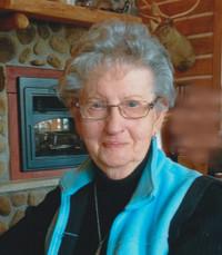 Dorothy Edgar  Friday December 18th 2020 avis de deces  NecroCanada