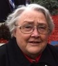 Florence Elizabeth Erickson Johnston  Friday December 11th 2020 avis de deces  NecroCanada
