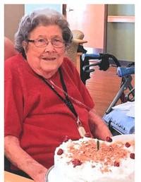 Dolores Laverne Monson Chorley  January 11 1928  December 18 2020 (age 92) avis de deces  NecroCanada