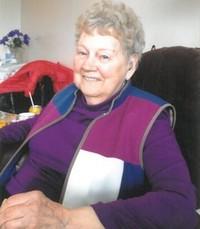 Eileen Catherine  Tuesday December 22nd 2020 avis de deces  NecroCanada