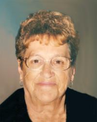 Mme Therese Cromp nee Chapleau 20 decembre   2020 avis de deces  NecroCanada