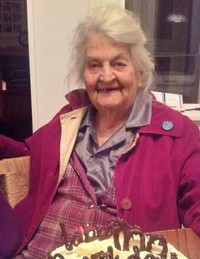 Cecily Ann Danenhower  March 19 1919  December 19 2020 (age 101) avis de deces  NecroCanada