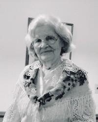 Genevieve Sophy Matkowski nee Franczyk  August 20 1928  December 20 2020 avis de deces  NecroCanada