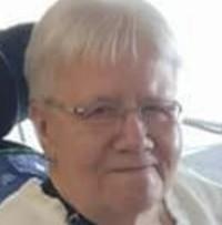 Isobel Smithson  Monday December 21st 2020 avis de deces  NecroCanada