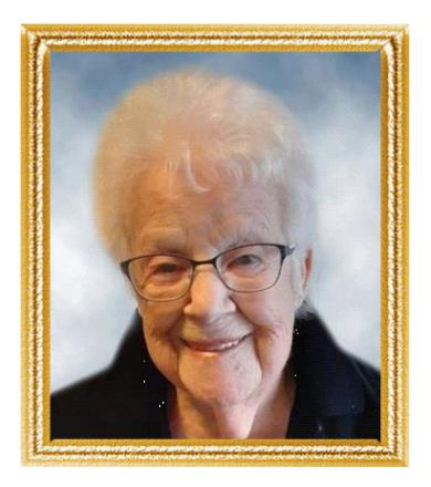 Mme Jeannine Chevalier Messier  9 octobre 1930  22 décembre 2020 avis de deces  NecroCanada