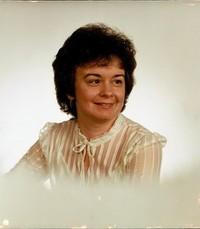 Betty Ann McLaughlin Eyers  Thursday December 24th 2020 avis de deces  NecroCanada