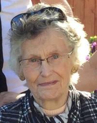 Dalores Elaine Fraser nee Cresswell  April 3 1937  December 25 2020 avis de deces  NecroCanada