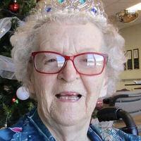 Eileen Barbara Canfield  December 08 1929  December 24 2020 avis de deces  NecroCanada