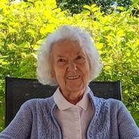 Olive Jewett Bell  1930  2020 avis de deces  NecroCanada