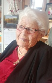 Katharina Gerbrand Unger  September 26 1923  December 24 2020 (age 97) avis de deces  NecroCanada