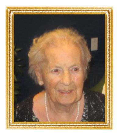 Mme Yvette Pichette Plante  26 décembre 1919  24 décembre 2020 avis de deces  NecroCanada