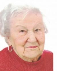 OUELLETTE Jeanne  1920  2020 avis de deces  NecroCanada