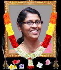 Vasantha Thavaratnam  Friday December 25th 2020 avis de deces  NecroCanada