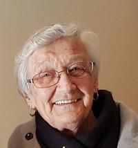 Barbara Garrett 1937-2020 avis de deces  NecroCanada